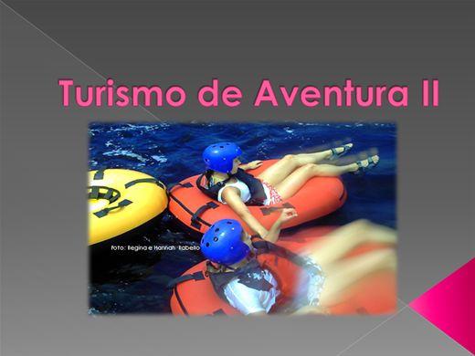 Curso Online de Turismo de Aventura II