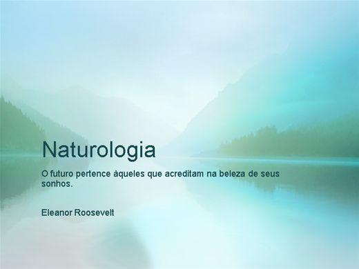 Curso Online de Naturologia