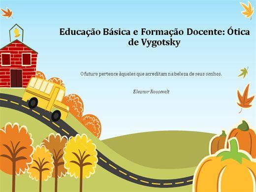 Curso Online de Educação Básica e Formação Docente: Ótica de Vygotsky
