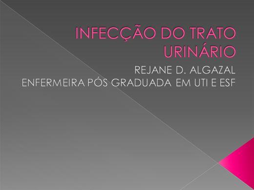 Curso Online de ÌNFECÇÃO  DO TRATO URINÁRIO