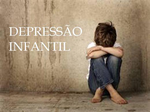 Curso Online de Depressão infantil