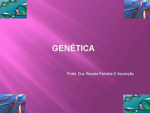 Curso Online de Genética Básica