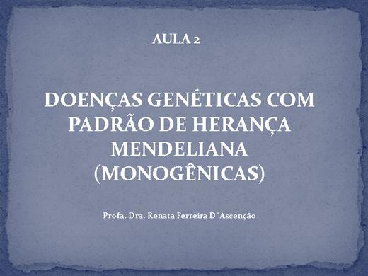 Curso Online de Doenças Genéticas