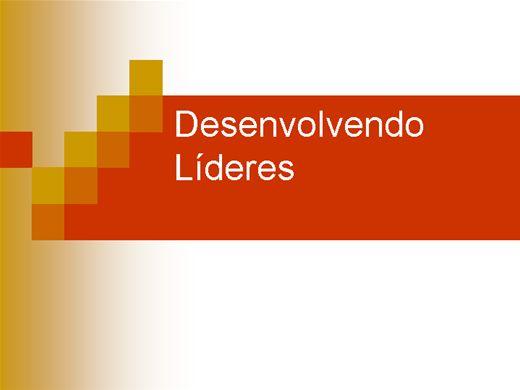 Curso Online de Desenvolvendo Líderes