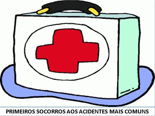 Curso Online de Primeiros Socorros aos Acidentes mais Comuns