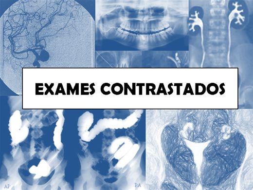 Curso Online de Exames Contrastados