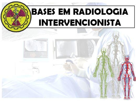 Curso Online de Bases em Radiologia Intervencionista