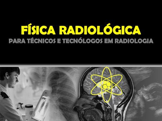 Curso Online de Física Radiológica
