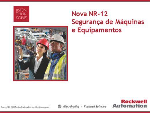 Curso Online de NR 12 - Máquinas e Equipamentos