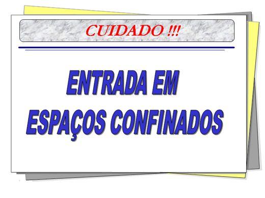 """Curso Online de NR 33 """"SUPERVISOR DE ENTRADA EM ESPAÇOS CONFINADOS"""""""