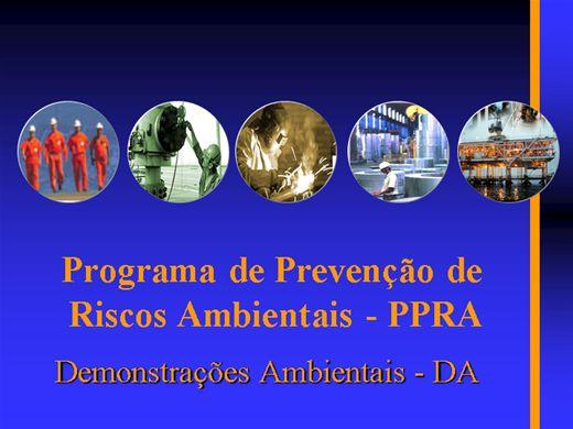 Curso Online de NR 9 - Programa de Prevenção de Riscos Ambientais