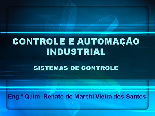 Curso Online de Controle e Automação Industrial - Sistemas de Controle