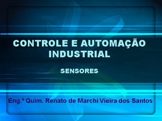 Curso Online de Controle e Automação Industrial - Sensores
