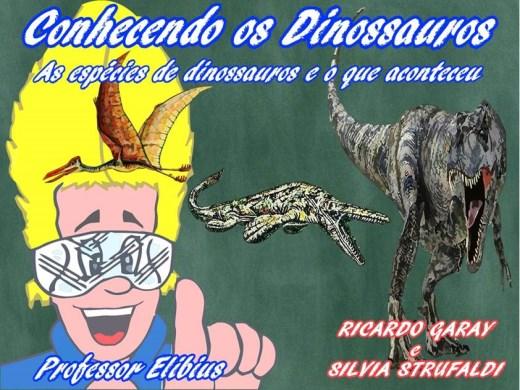 Curso Online de Professor Elibius - conhecendo os dinossauros