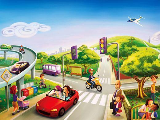 Curso Online de Cidadania e Educação Para o Trânsito