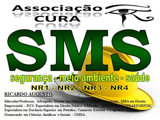 Curso Online de SMS NR1 NR2 NR3 NR4
