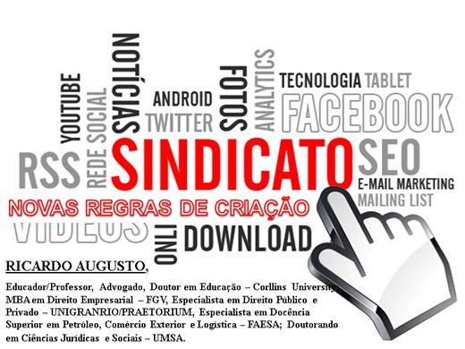 Curso Online de SINDICADOS NOVAS REGRAS DE ASSOCIAÇÃO