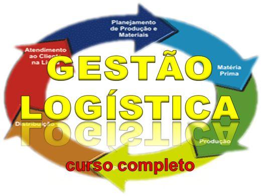Curso Online de GESTÃO LOGÍSTICA