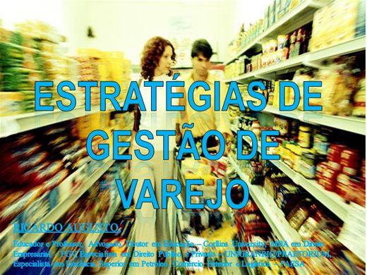 Curso Online de GESTÃO DE VAREJO