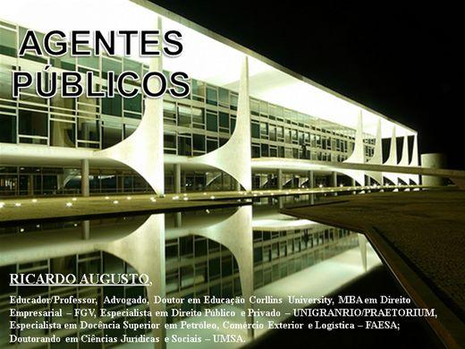 Curso Online de AGENTES PÚBLICOS
