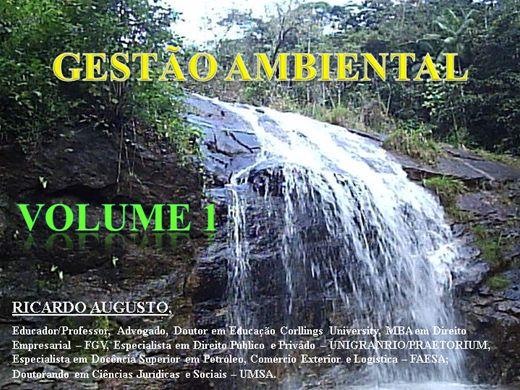 Curso Online de GESTÃO AMBIENTAL volume 1