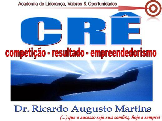Curso Online de CRÊ COMPETIÇÃO RESULTADO EMPREENDEDORISMO