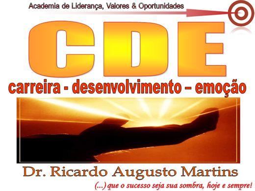Curso Online de CDE CARREIRA DESENVOLVIMENTO EMOÇÃO