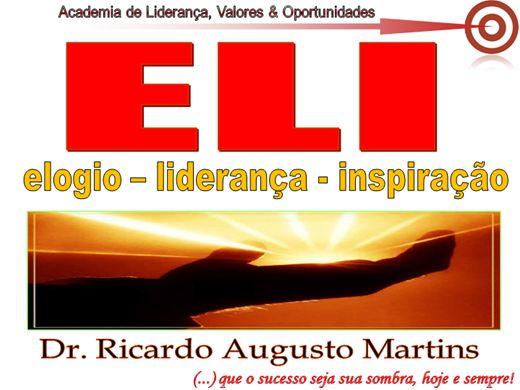 Curso Online de ELI  ELOGIO LIDERANÇA INSPIRAÇÃO