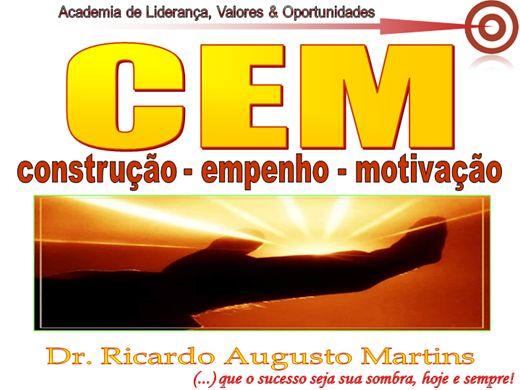 Curso Online de CEM CONSTRUÇÃO EMPENHO MOTIVAÇÃO