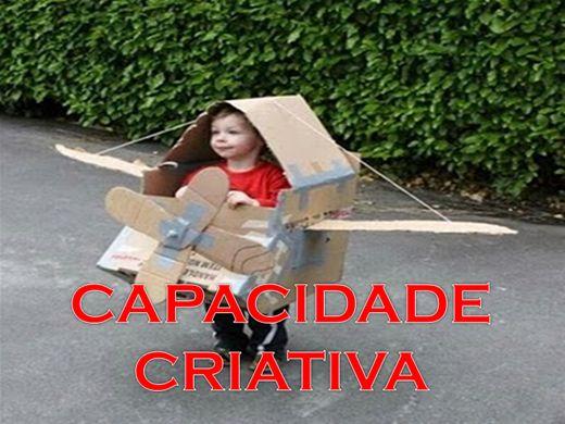 Curso Online de CAPACIDADE CRIATIVA