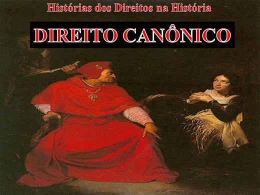 Curso Online de HISTÓRIA MEDIEVAL DO DIREITO CANÔNICO