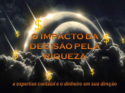 Curso Online de O IMPACTO DA DECISÃO PELA RIQUEZA