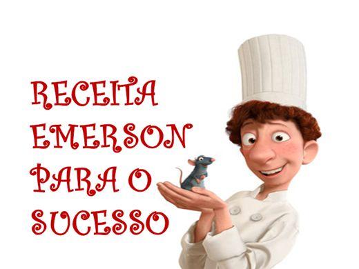 Curso Online de RECEITA-EMERSON PARA O SUCESSO