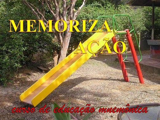 Curso Online de MEMORIZA-AÇÃO  curso de educação mnemônica