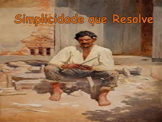 Curso Online de SIMPLICIDADE QUE RESOLVE