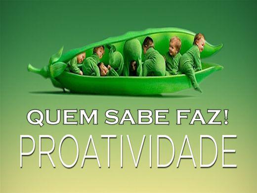 Curso Online de QUEM SABE FAZ! PROATIVIDADE