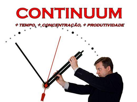 Curso Online de CONTINUUM mais tempo mais concentração mais produtividade