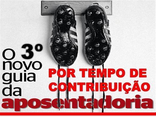 Curso Online de O 3o NOVO GUIA DA APOSENTADORIA POR TEMPO DE CONTRIBUIÇÃO