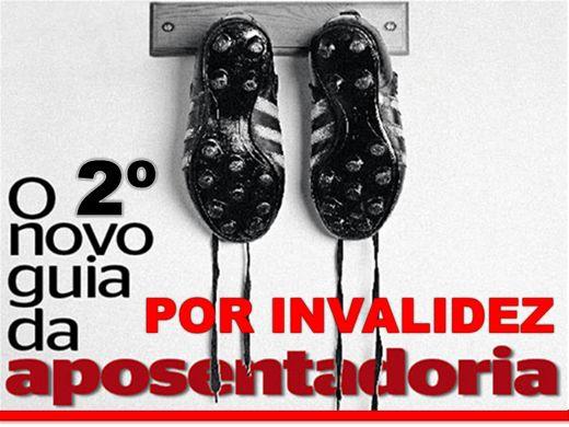 Curso Online de O 2o NOVO GUIA DA APOSENTADORIA POR INVALIDEZ