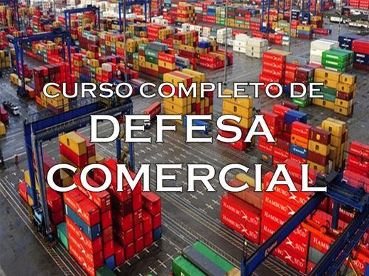 Curso Online de CURSO COMPLETO DE DEFESA COMERCIAL