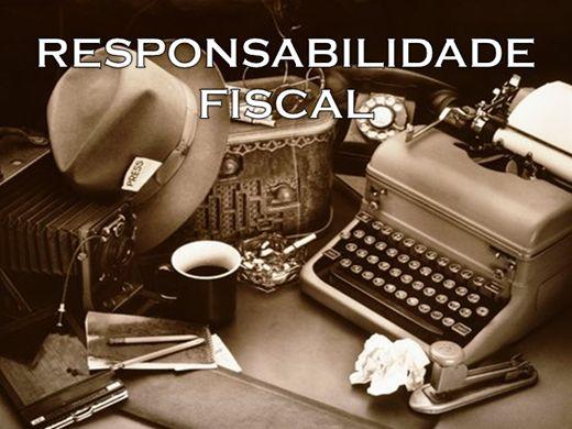 Curso Online de RESPONSABILIDADE FISCAL