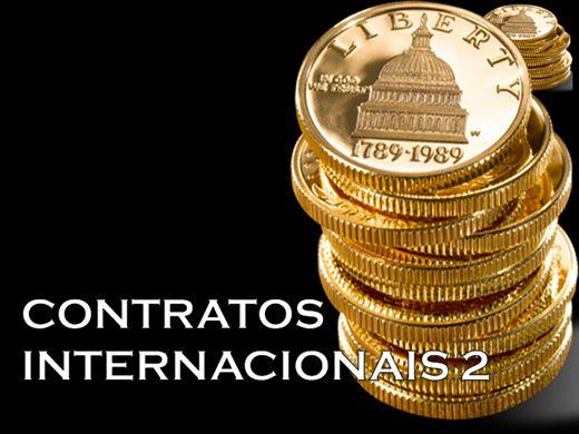 Curso Online de CONTRATOS INTERNACIONAIS 2