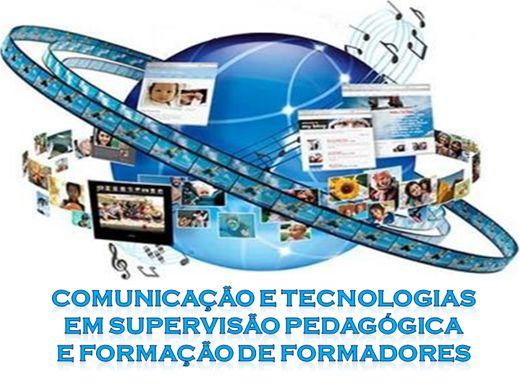 Curso Online de COMUNICAÇÃO E TECNOLOGIAS EM SUPERVISÃO PEDAGÓGICA  E FORMAÇÃO DE FORMADORES