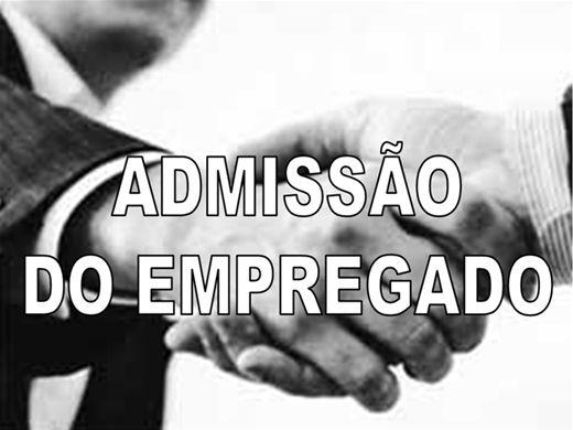 Curso Online de ADMISSÃO DO EMPREGADO