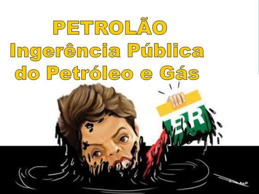 Curso Online de PETROLÃO a ingerência pública do petróleo e gás