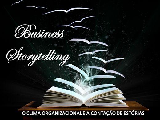 Curso Online de BUSINESS STORYTELLING: O CLIMA ORGANIZACIONAL E A CONTAÇÃO DE ESTÓRIAS
