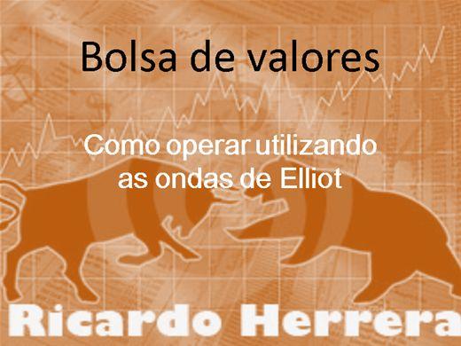 Curso Online de Bolsa de valores: Como operar utilizando as ondas de Elliot