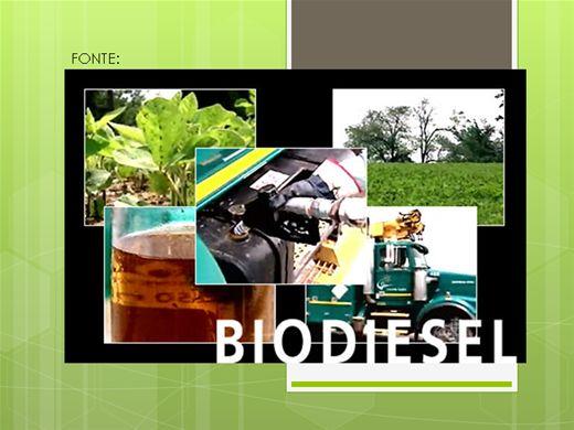 Curso Online de Biodiesel: Processo de Produção