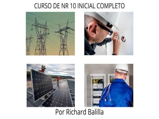 Curso Online de NR 10 INICIAL COMPLETO