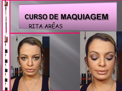 Curso Online de Maquigem Rita Arêas